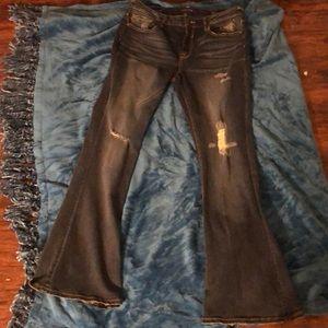 Vigoss dark wash jeans